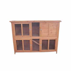 Bluebell Hideaway Rabbit Hutch Review homepage image Bluebell Hideaway