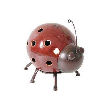 Ladybird Tealight Holder homepage image ladbird,tealight,holder,tea light,lady bird