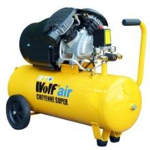 Wolf Super 10bar Cheyenne 50L 3HP 14CFM 230v Air Compressorreview image